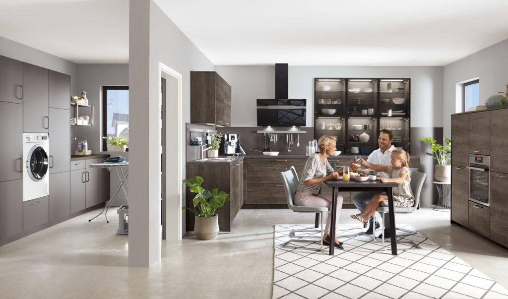 Modern Kitchen Küchentime 2019 Riva 888