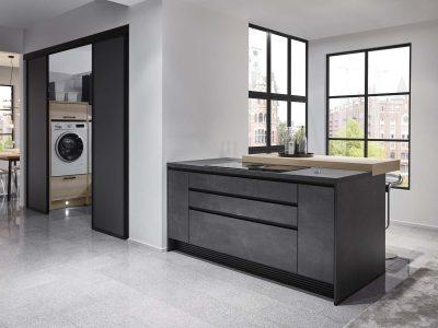 Modern Kitchen Küchentime Speed 288