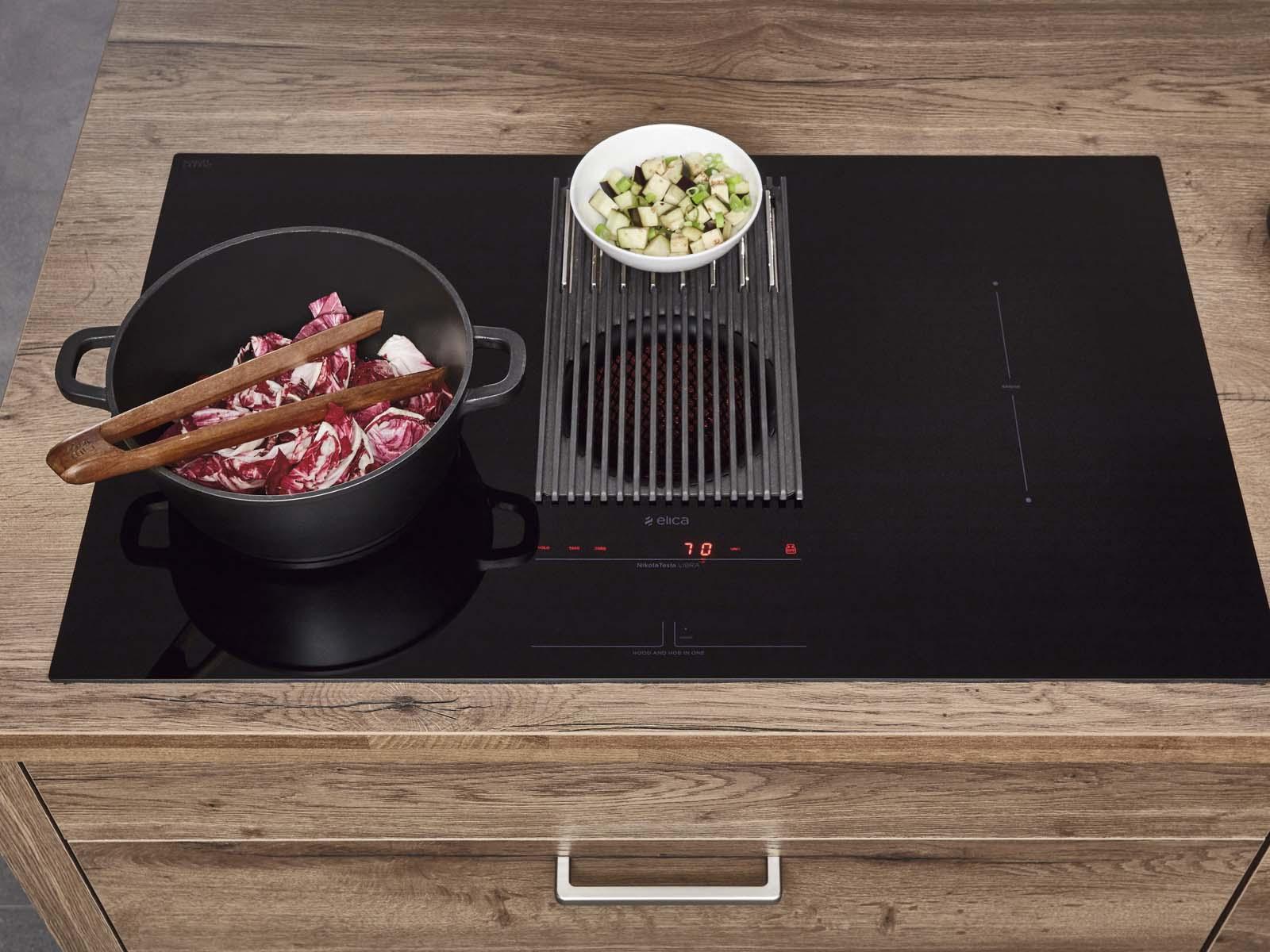 Modern Kitchen Küchentime Structura 402