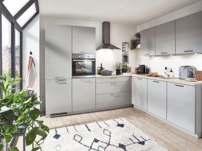 Modern Kitchen Küchentime Touch 341