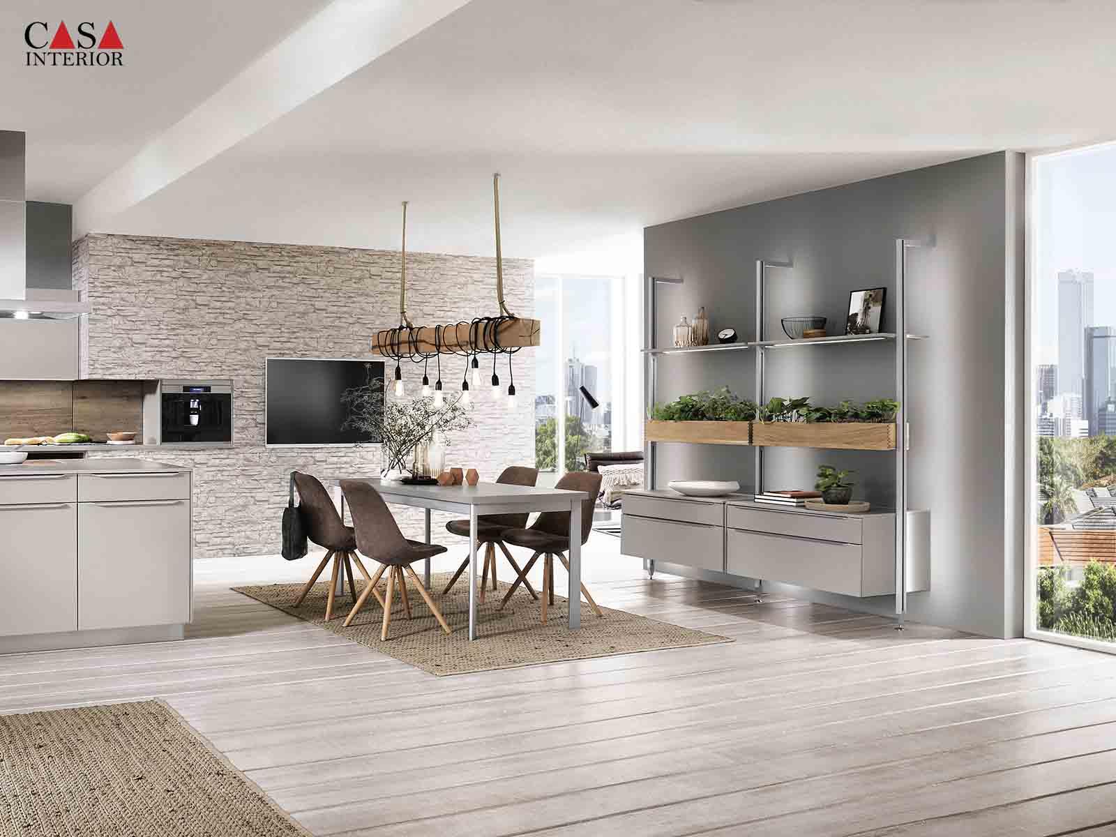 Cocina Moderna Küchentime Touch 341