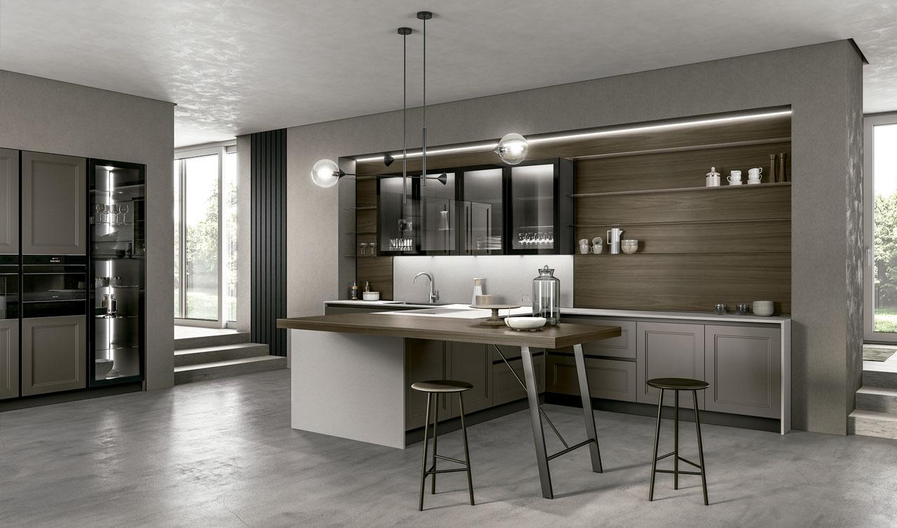 Modern Kitchen Arredo3 Meg
