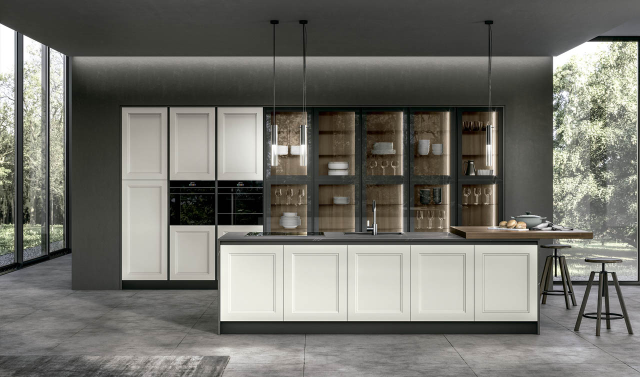 Modern Kitchen Arredo3 Meg Model 03