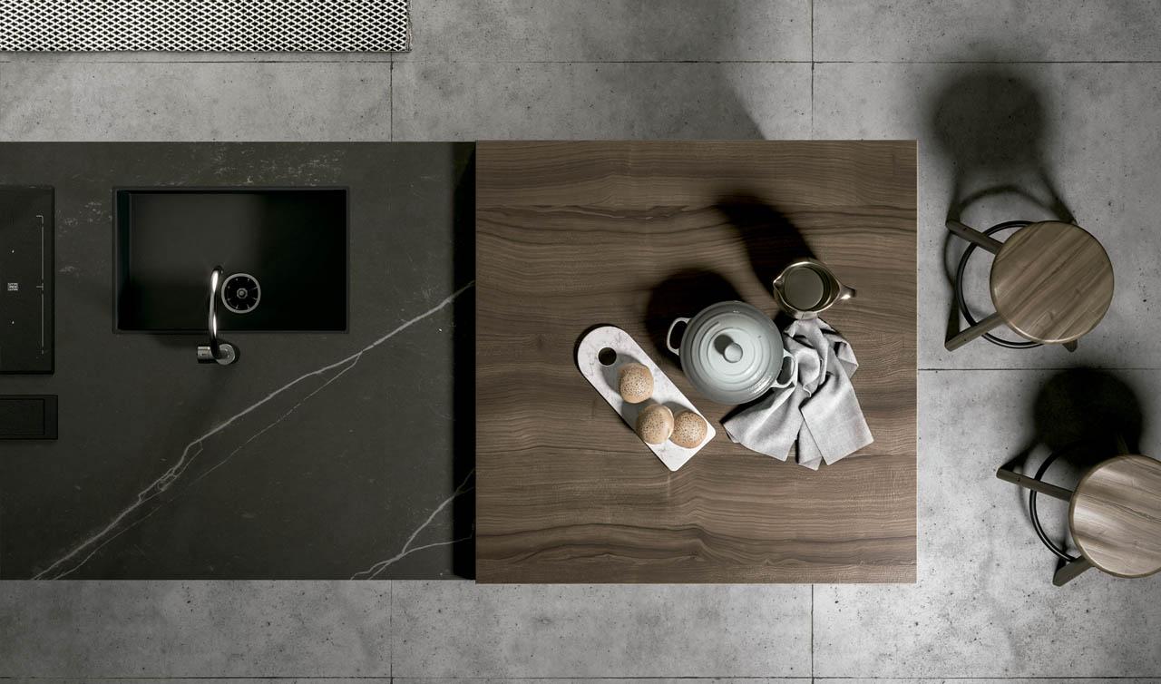 Modern Kitchen Arredo3 Meg Model 03