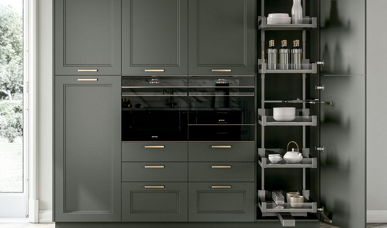 Modern Kitchen Arredo3 Meg Model 05