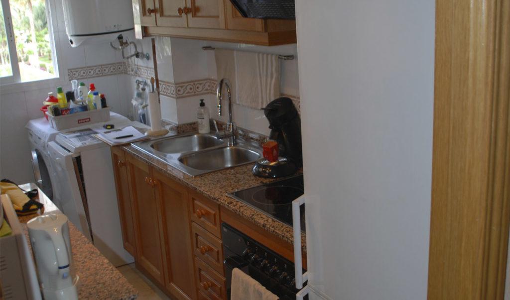 Old kitchen Benidorm