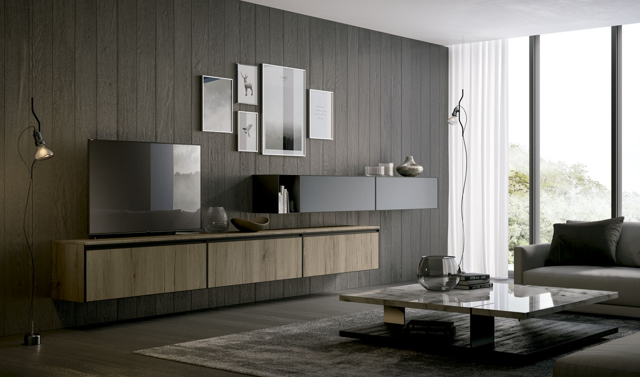 Modern Kitchen Arredo3 Kronos Model 2