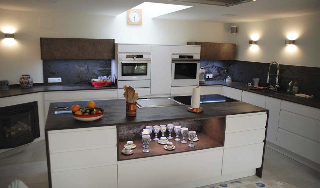 Casa Interior - Cocina moderna Inline