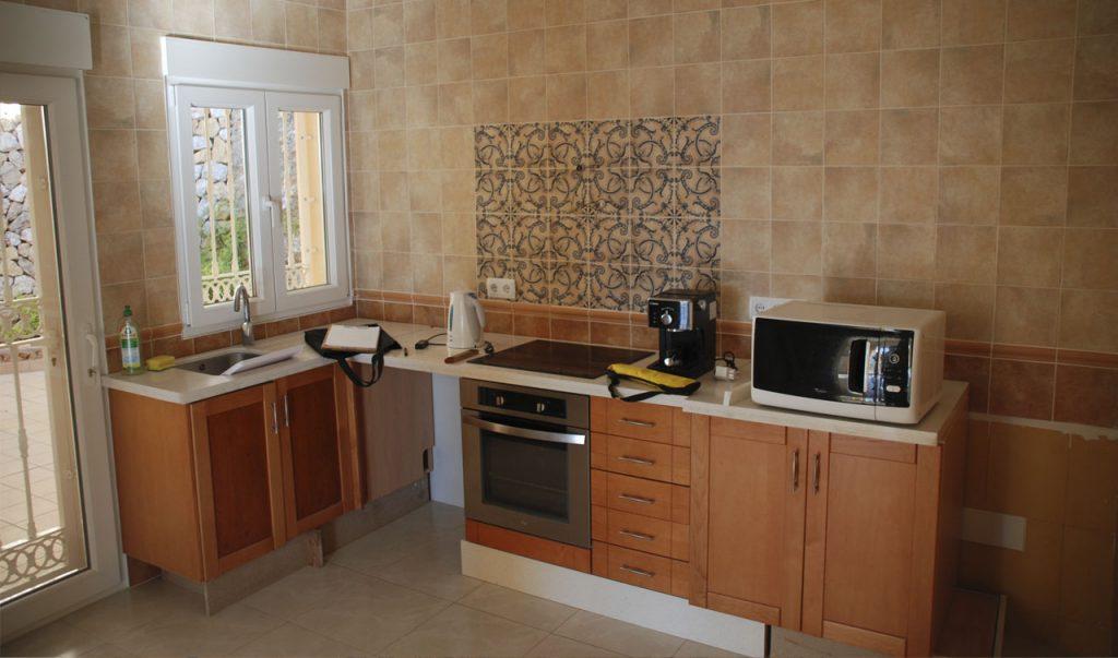 Old kitchen in Altea La Vella
