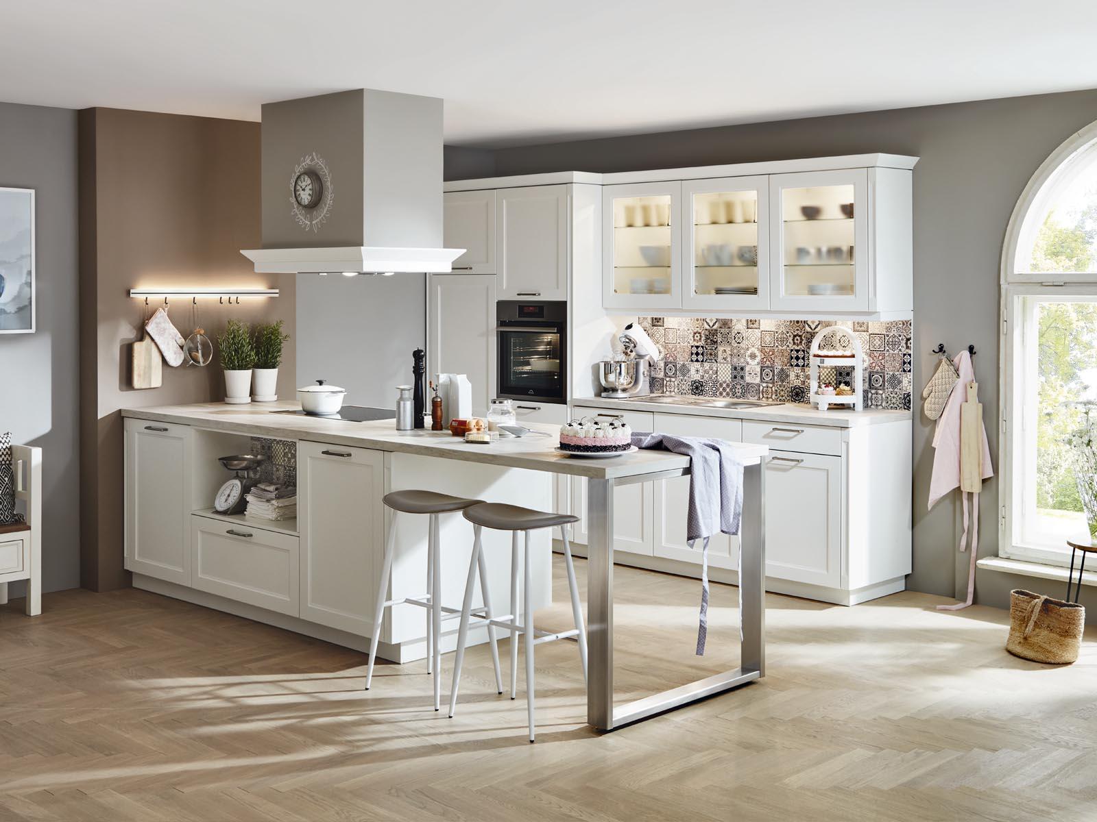 Modern Kitchen Küchentime Cascada 774