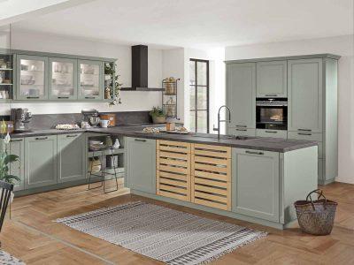 Modern Kitchen Küchentime Cascada 776