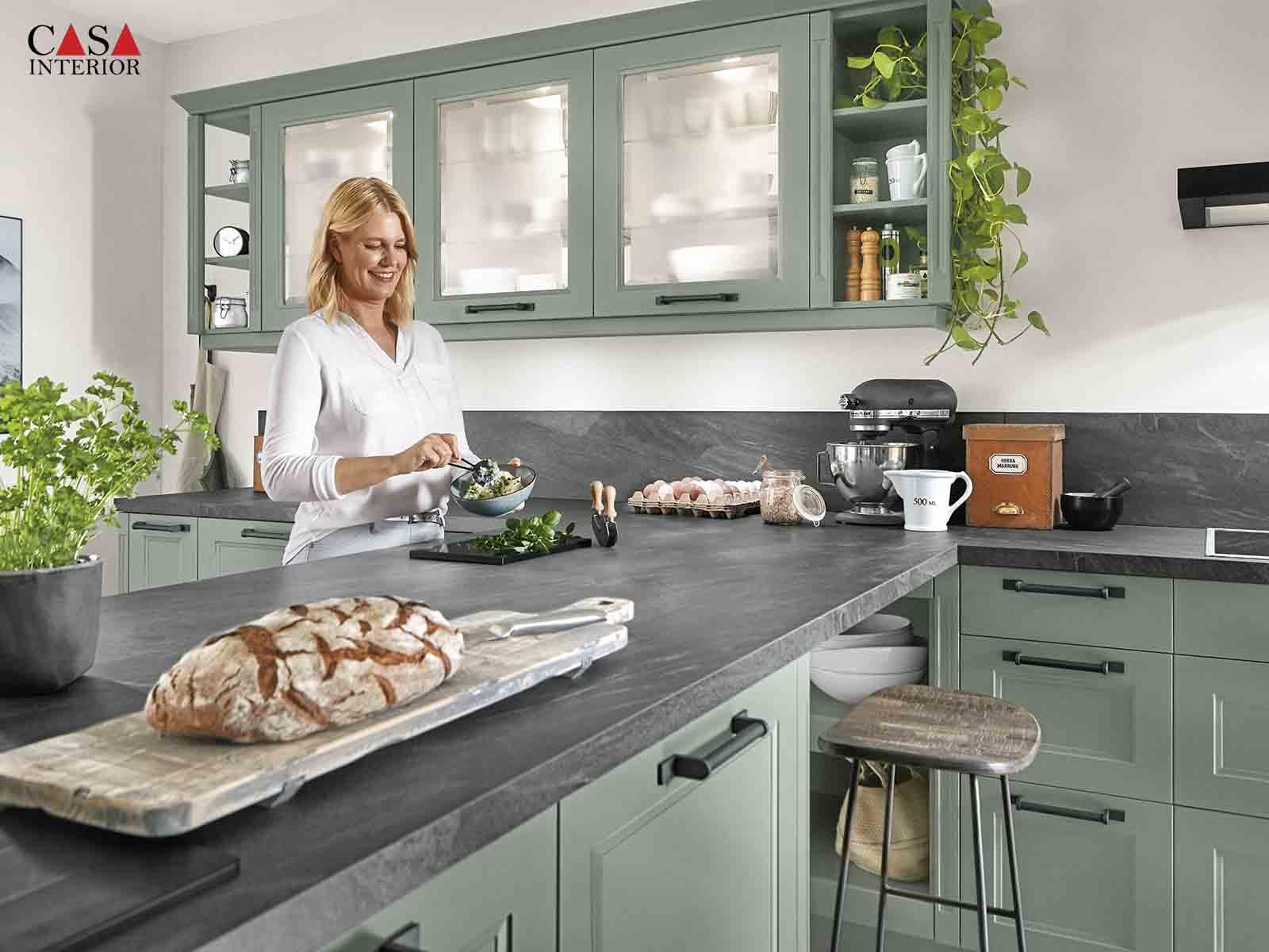 Classic Kitchen Küchentime Cascada 776