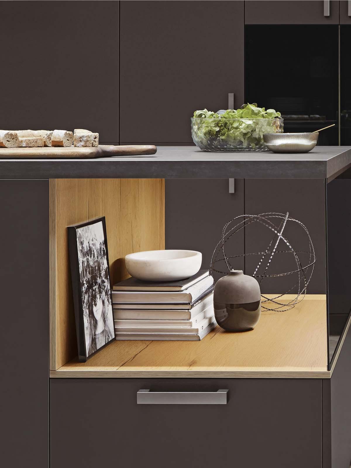 Modern Kitchen Küchentime EasyTouch 961