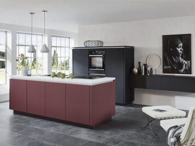 Modern Kitchen Küchentime EasyTouch 961 & 963