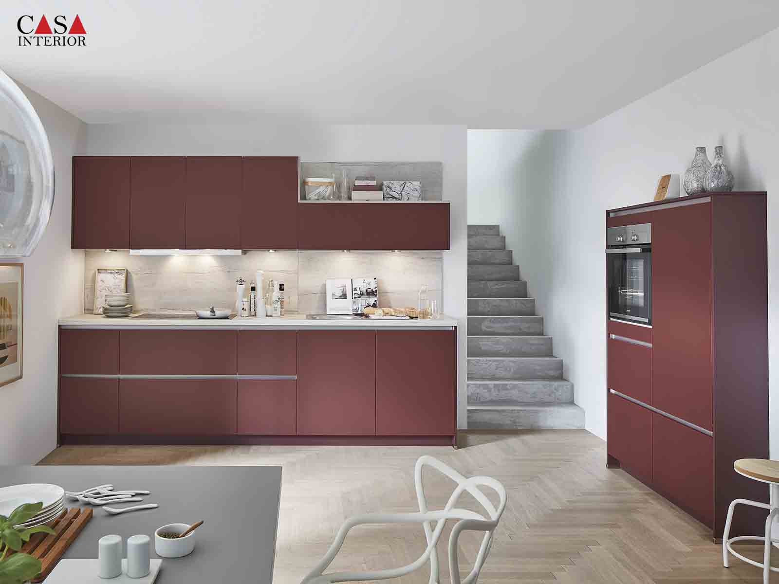 Küchentime Easytouch 963 Line N