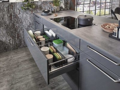 Modern Kitchen Küchentime Flash 453