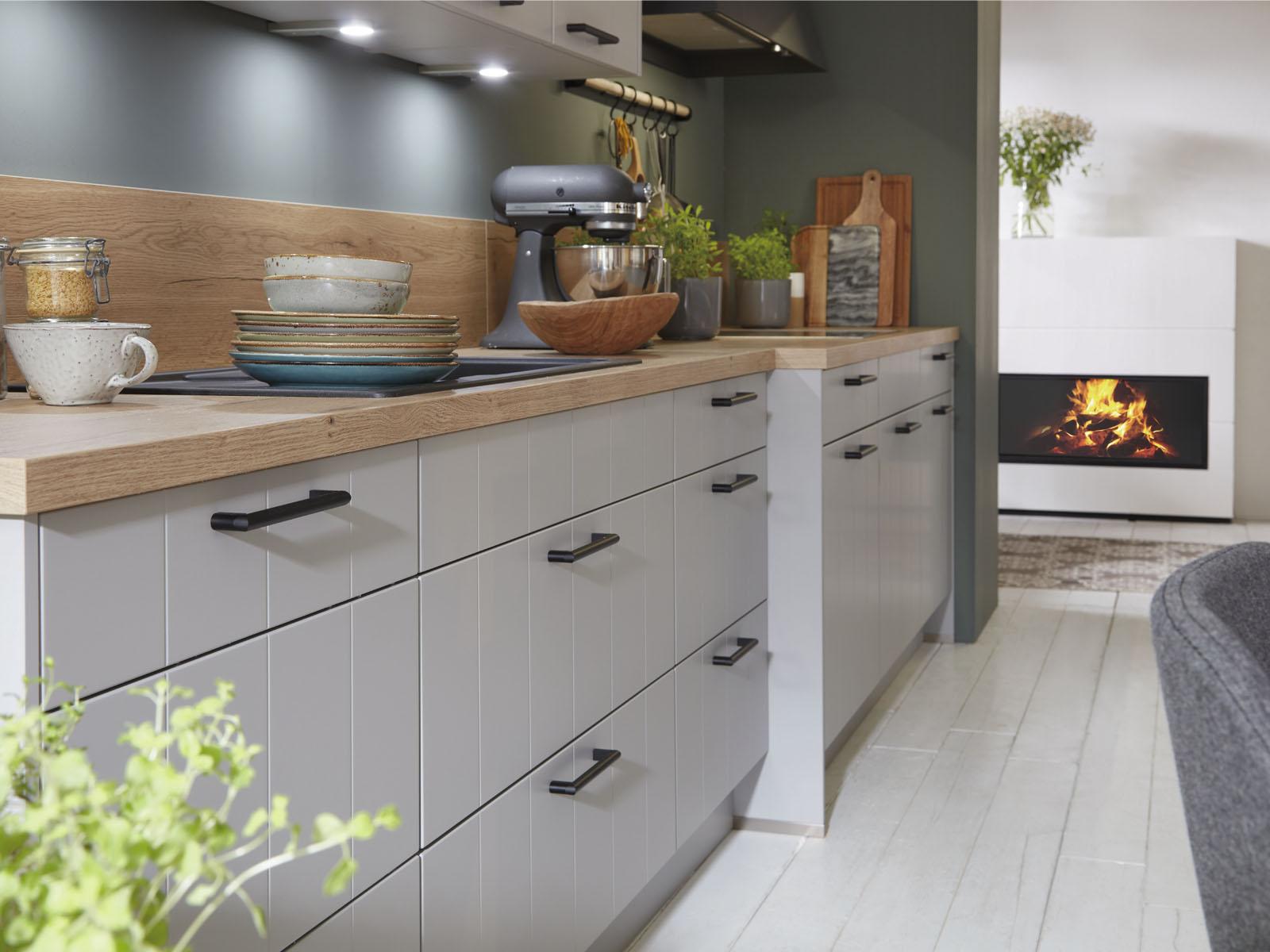 Classic Kitchen Küchentime Gent 741