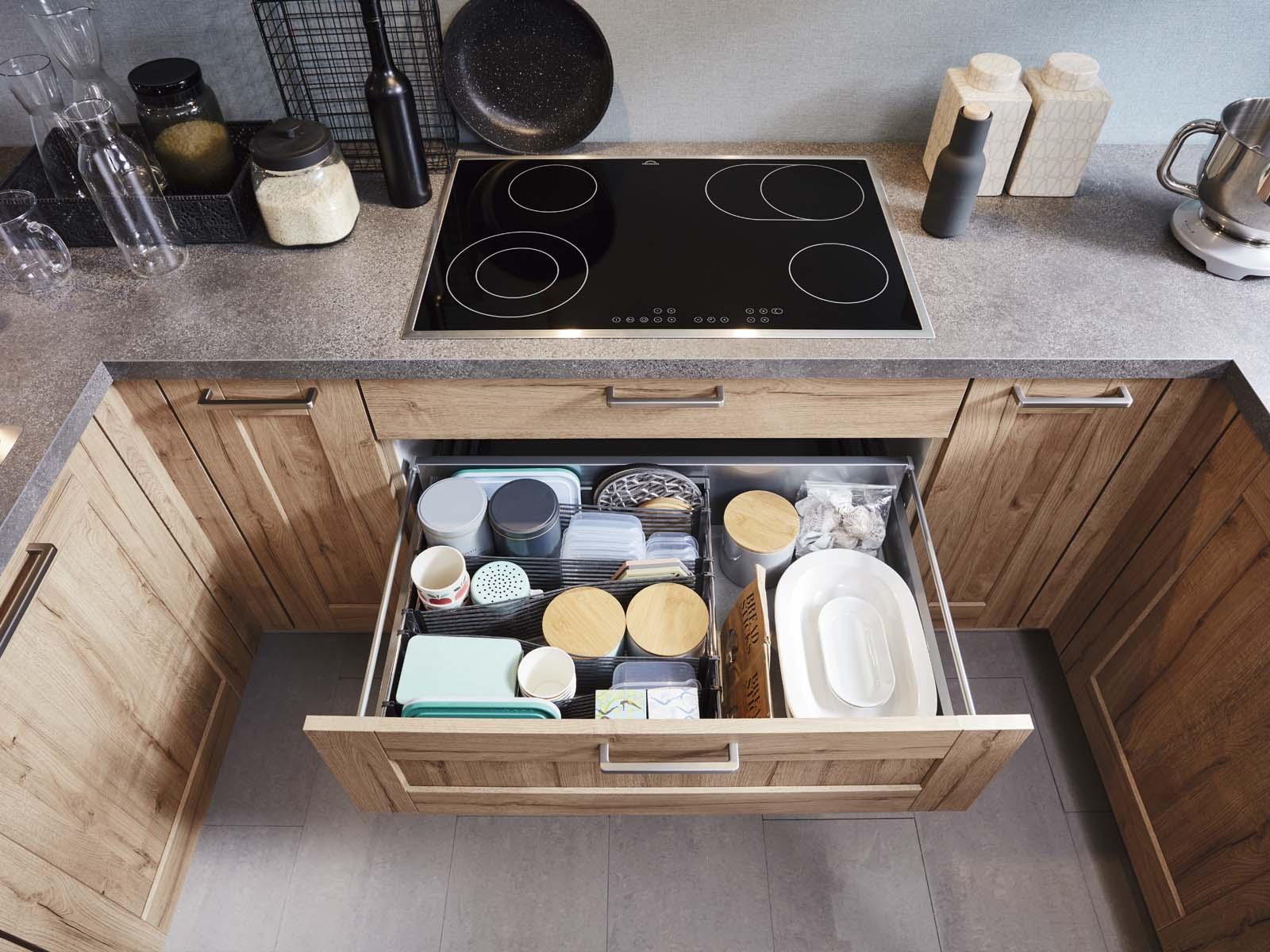 Modern Kitchen Küchentime Kansas 597