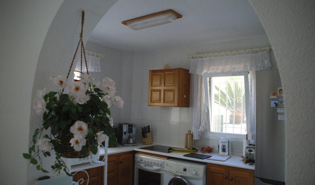 Casa Interior Old kitchen in Altea La Vieja