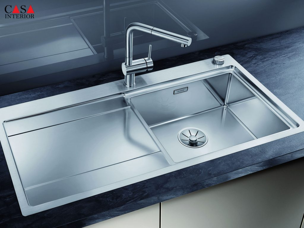 Casa Interior - Blanco Stainless Steel Sink