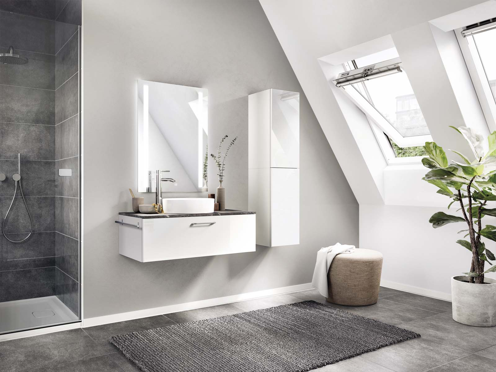 Küchentime Lux 819 - Bathroom