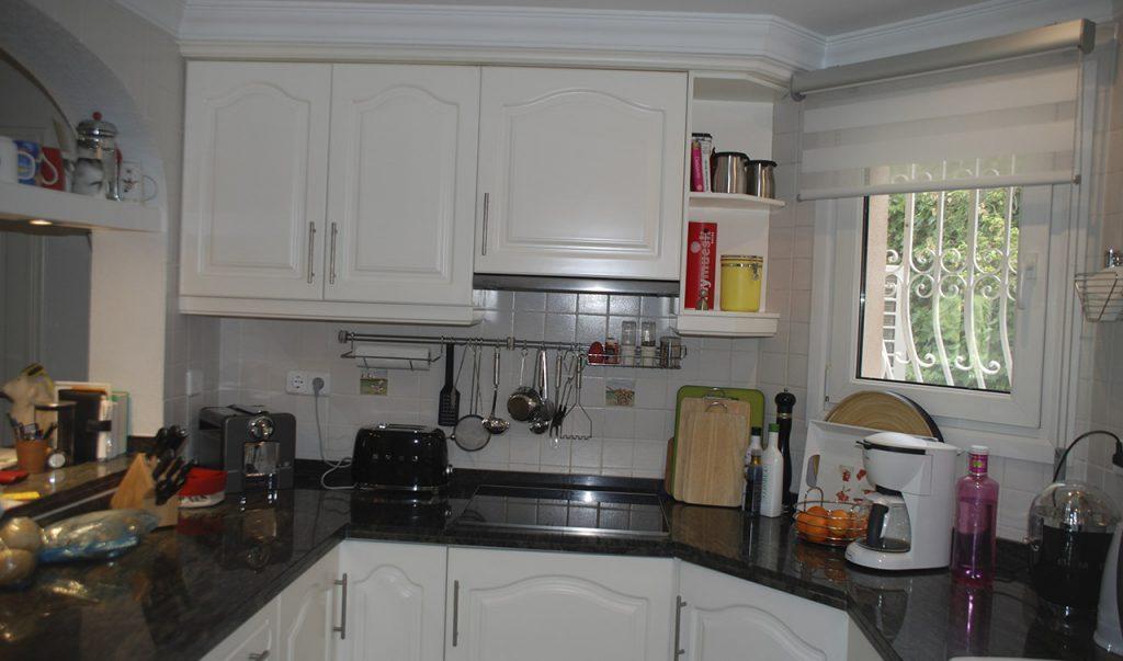 Old kitchen in Denia