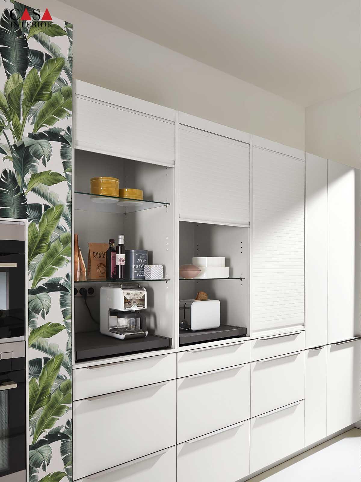 Modern Kitchen Küchentime EasyTouch 967