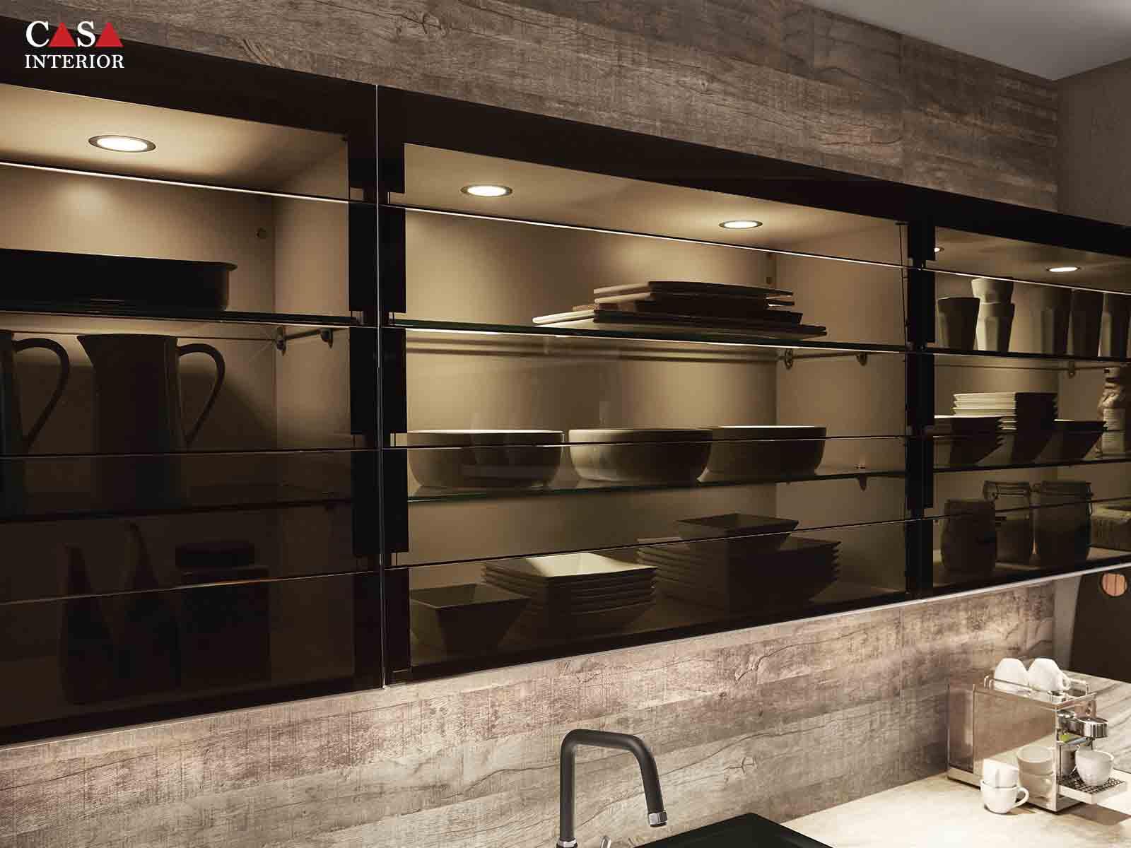 Modern Kitchen Küchentime EasyTouch 969