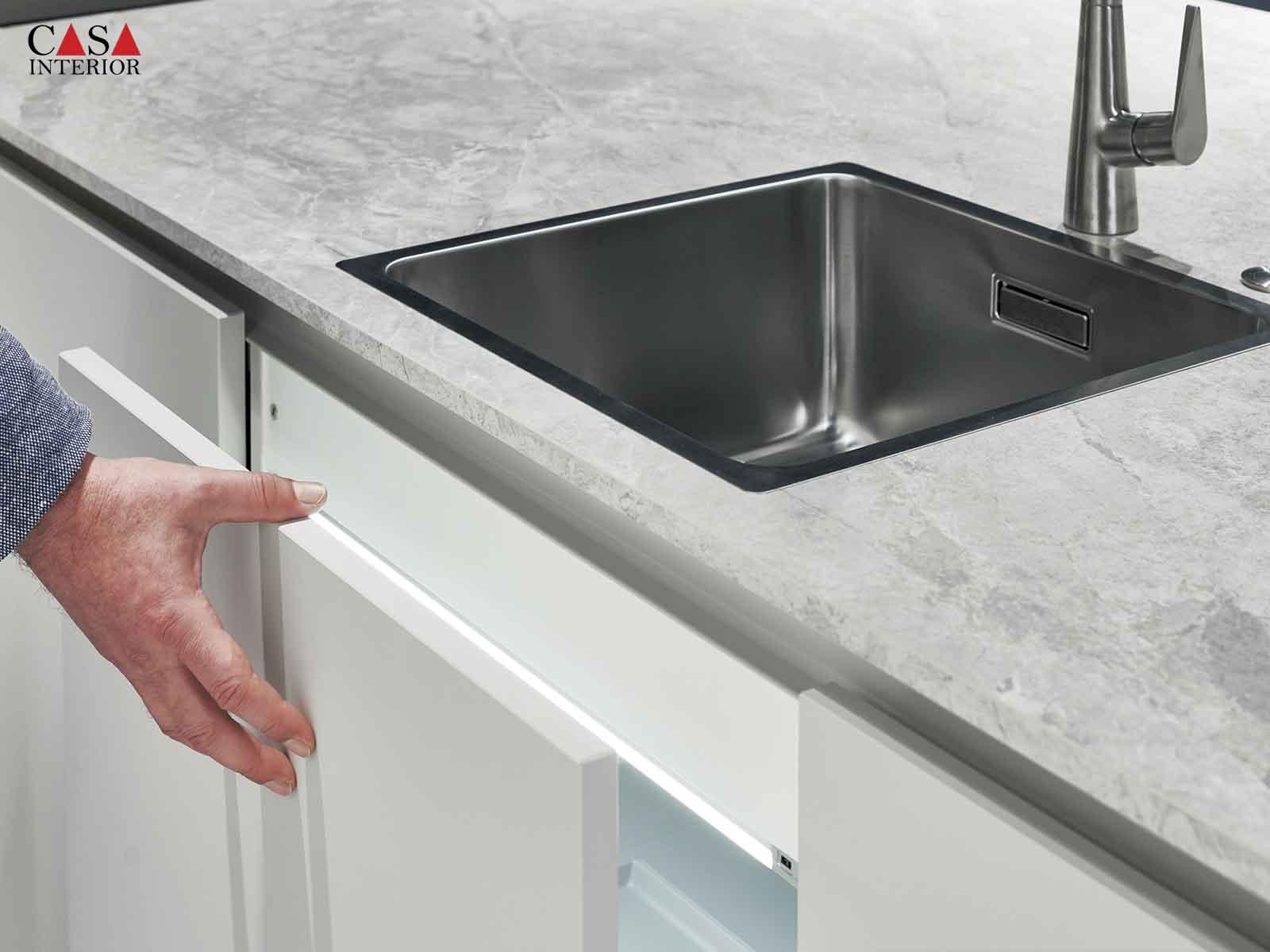 Küchentime Easytouch 969 Line N