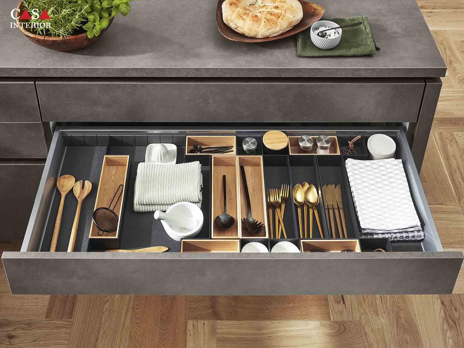Modern Kitchen Küchentime Riva 839