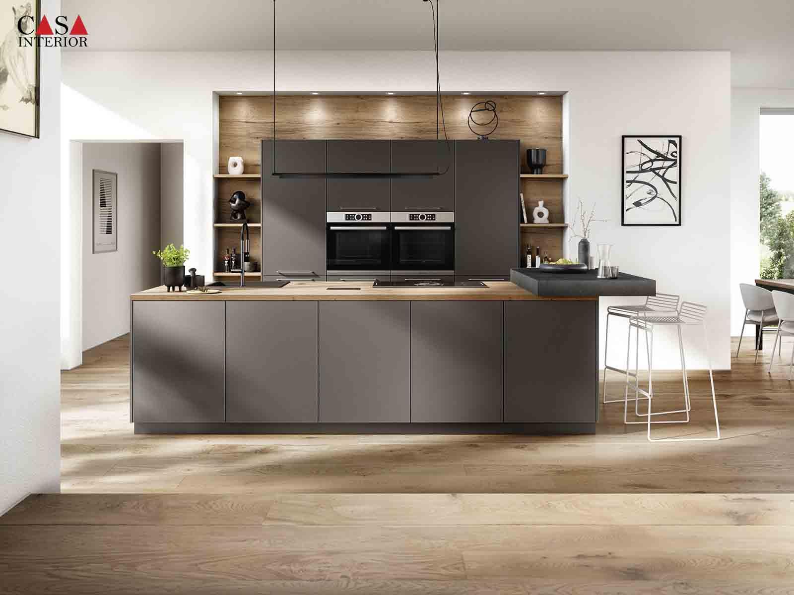 Modern Kitchen Küchentime Artis 937