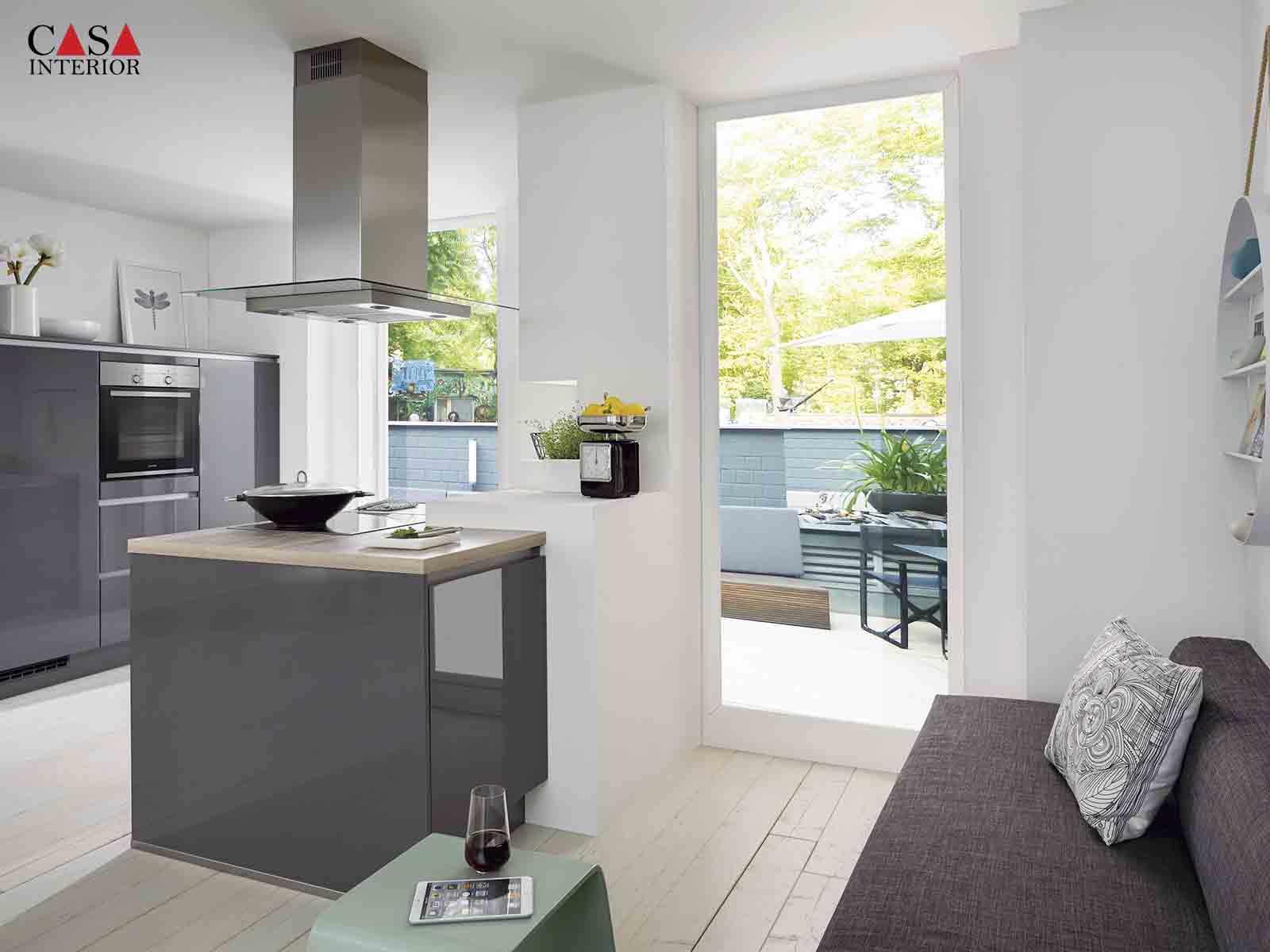 Küchentime Lux 823 Line N