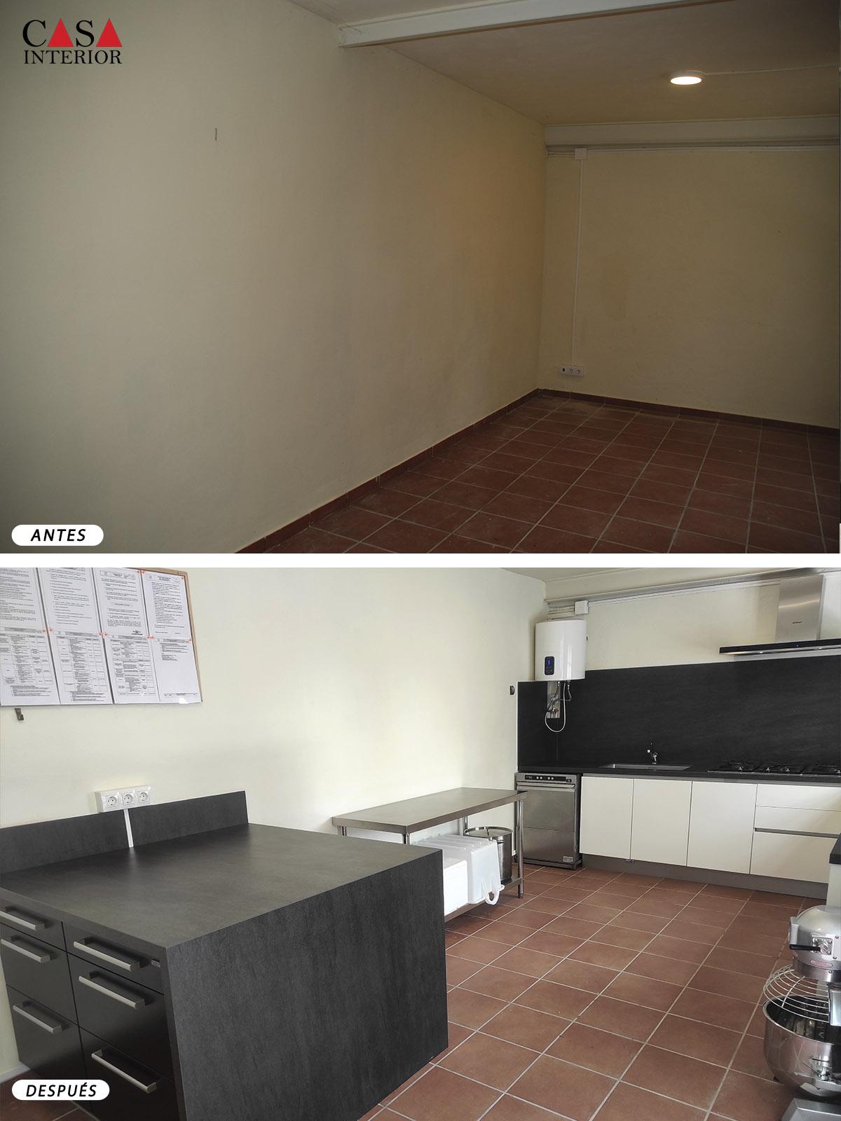 Küchentime Laser Blanco Line N en Alfaz del Pi
