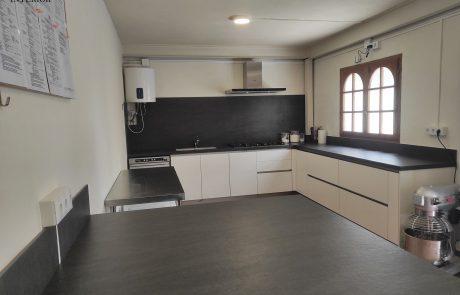 Küchentime Laser White Line N in Alfaz del Pi