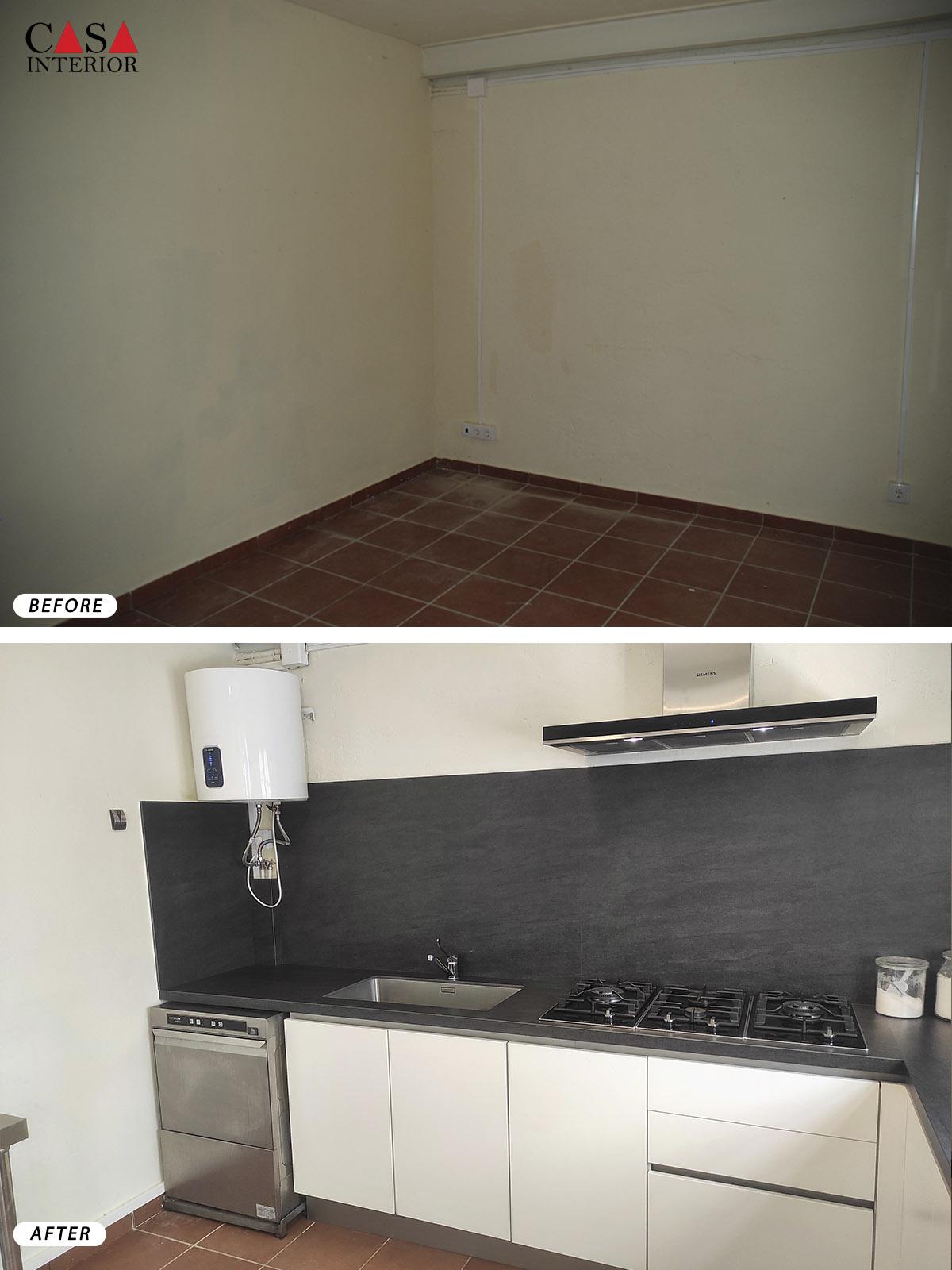 Küchentime Laser White in Alfaz del Pi