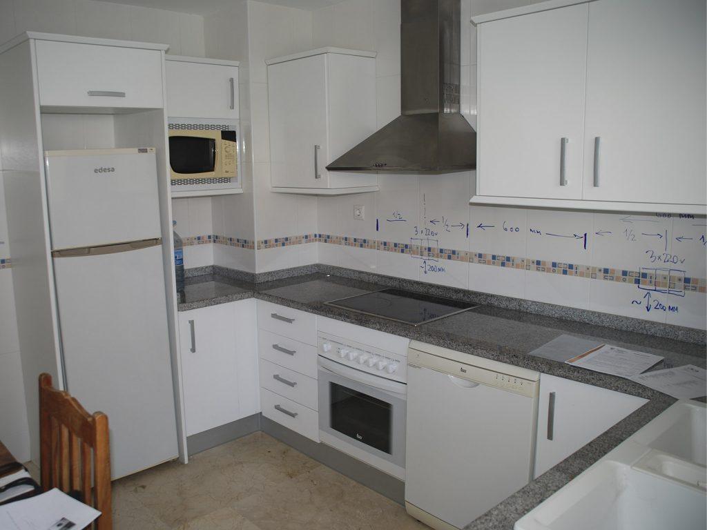 Old kitchen in Mascarat