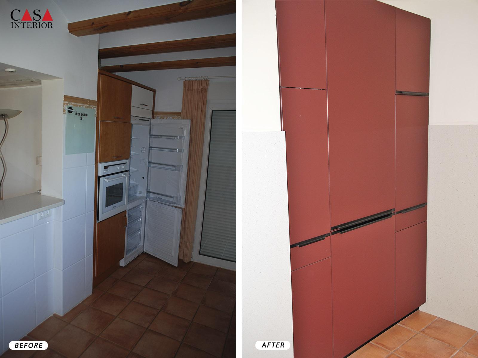 Küchentime Easytouch in Denia