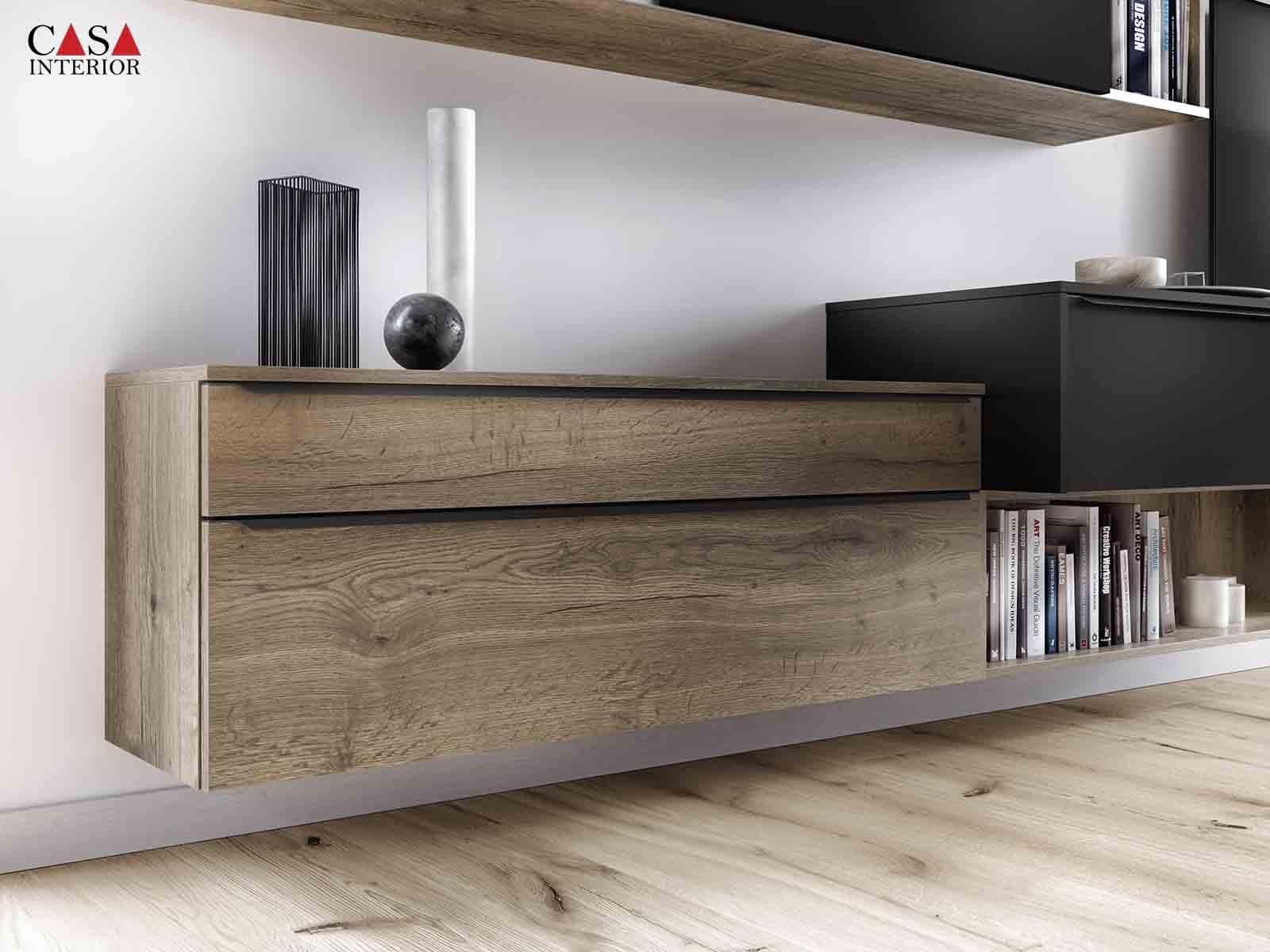 Küchentime Structura 402 - Livingroom