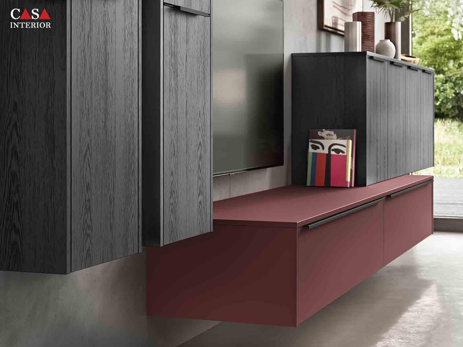 Küchentime Structura 403 - Livingroom