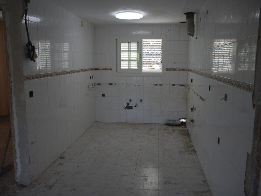 Old kitchen in Moraira