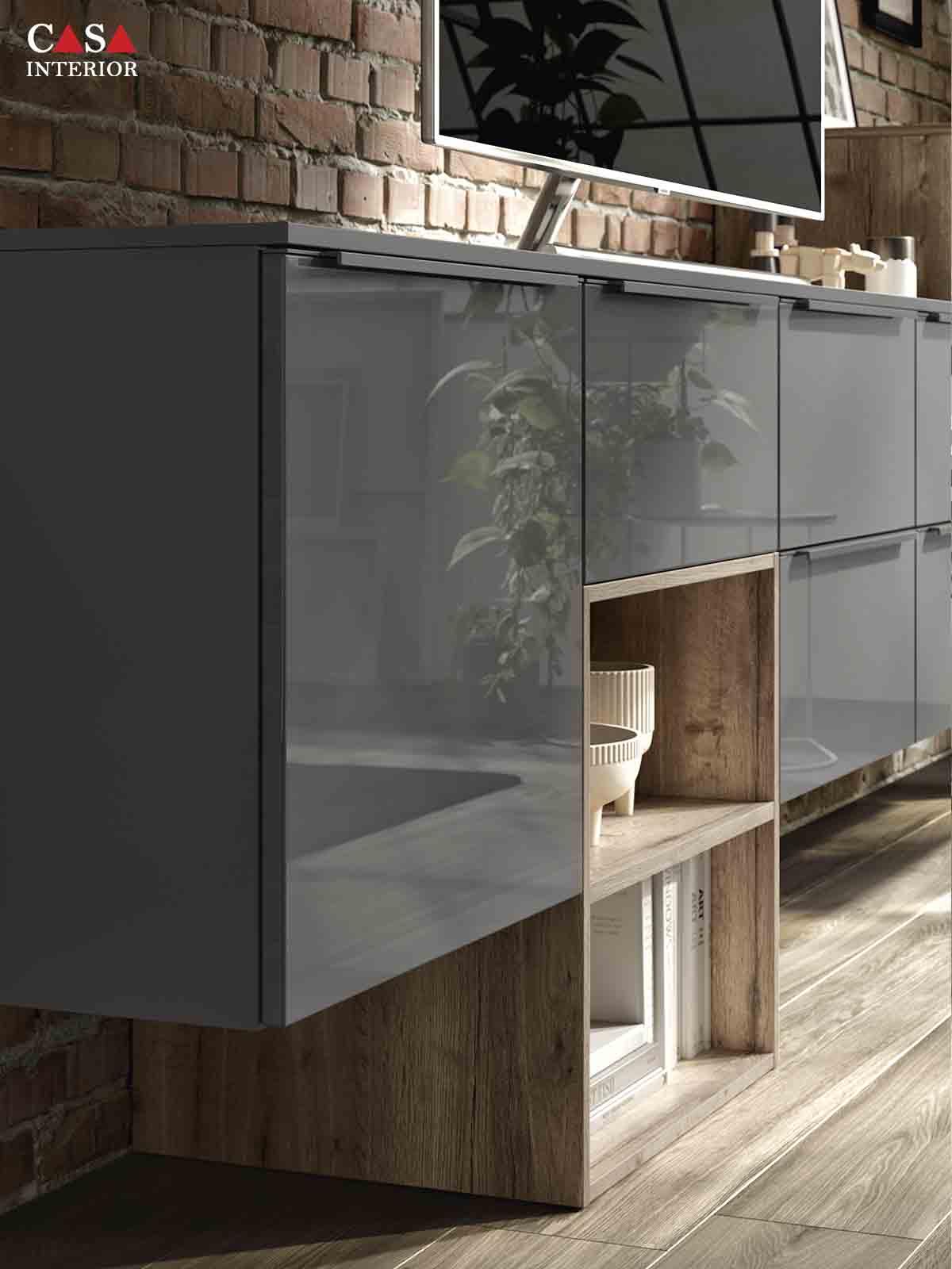 Küchentime Lux 823 - Livingroom
