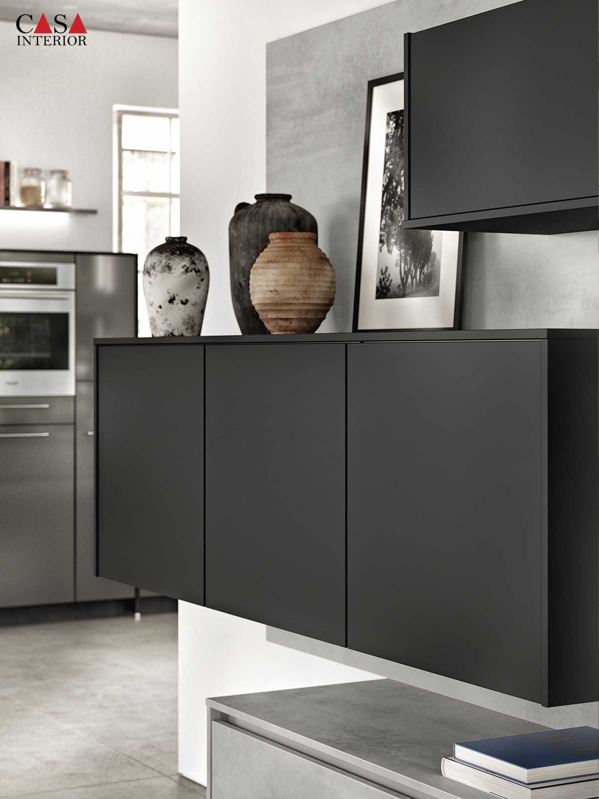Küchentime Riva 892 Line N - Livingroom