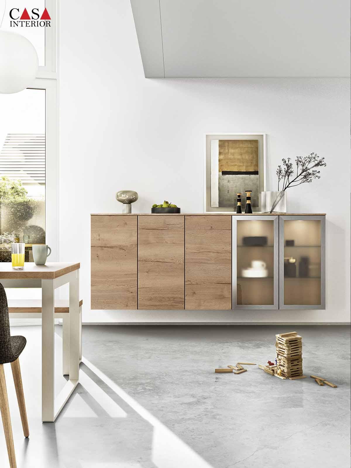 Küchentime Structura 405 - Livingroom