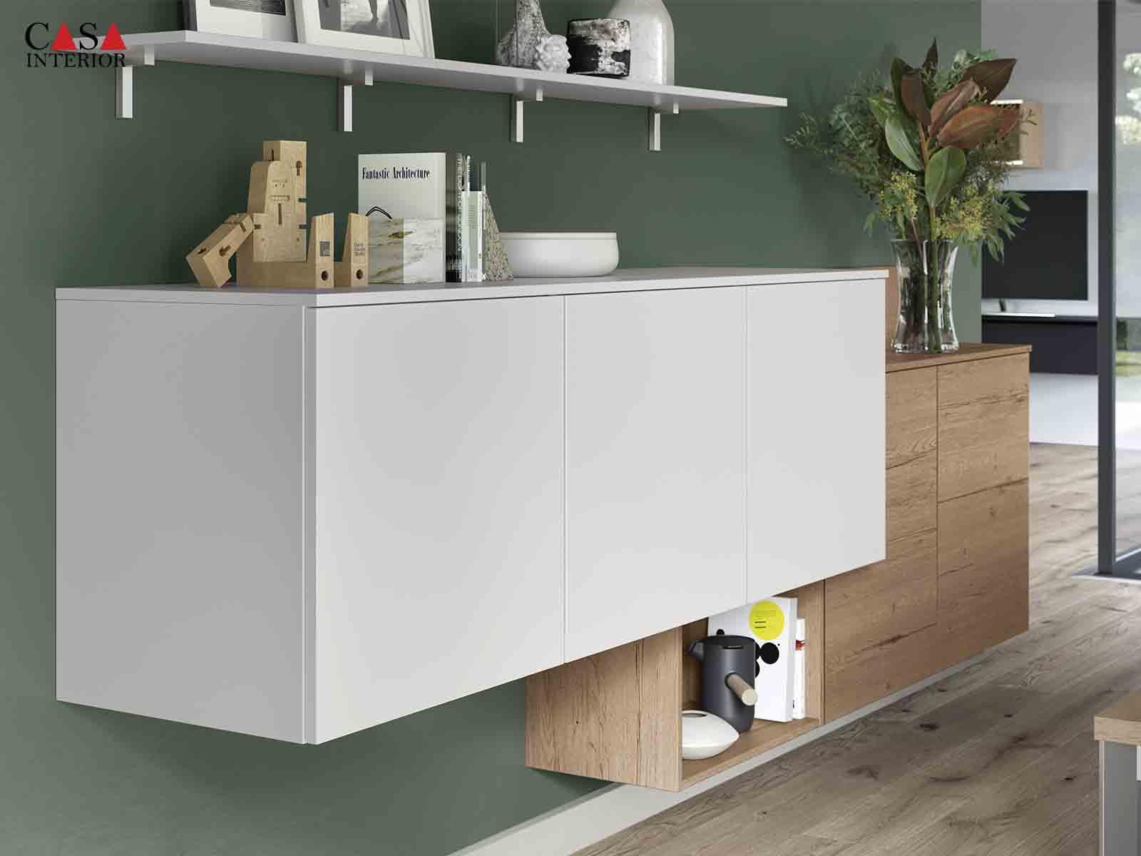 Küchentime Touch 338 - Livingroom
