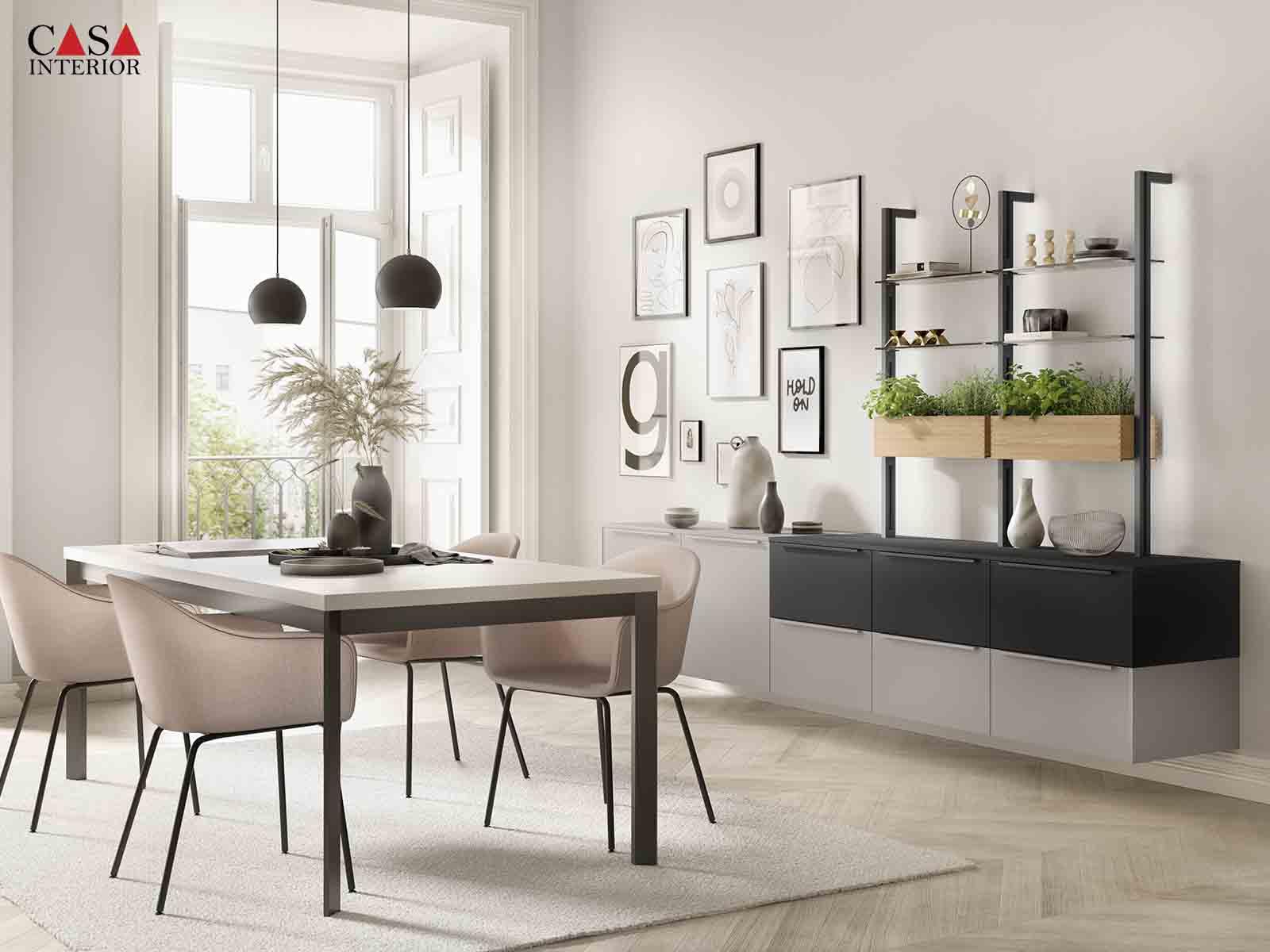 Küchentime - Livingrooms - Moments of enjoyment